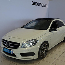 Mercedes-Benz CLASSE A 180 CDI FASCINATION 7G-DCT