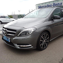 Mercedes-Benz CLASSE B 180 CDI FASCINATION 7G-DCT