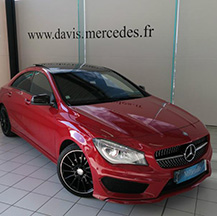 Mercedes-Benz CLA COUPÉ 180D FASCINATION 7G-DCT