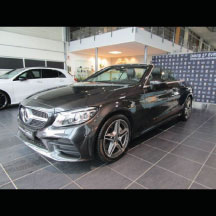 Classe C Cabriolet 220 d 194ch AMG Line