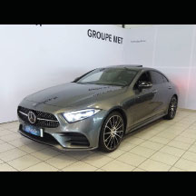 Classe CLS 350 d Launch Ed 4Matic 9G-Tronic