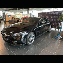 Classe CLS 400 d AMG Line+ 4Matic 9G-Tronic