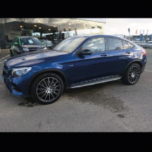 GLC Coupe 43 AMG 4Matic 9G-Tronic