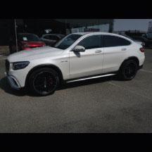GLC Coupe 63 AMG S 4Matic+ 9G-Tronic
