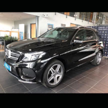 GLE 350 d Fascination 4Matic 9G-Tronic
