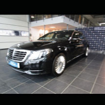 Classe S 350 d Executive 4Matic 9G-Tronic