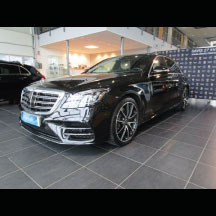 Classe S 350 d Fascination 4Matic 9G-Tronic