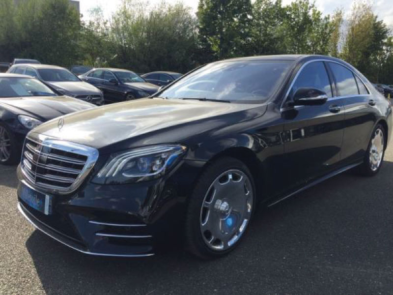 Classe S 560 Fascination 4Matic 9G-Tronic