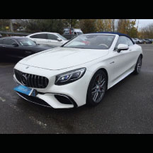 Classe S Cabriolet 63 AMG 4MATIC+ Speedshift MCT