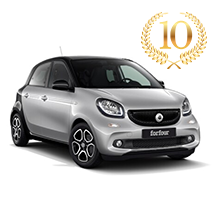 smart forfour prime 66kW