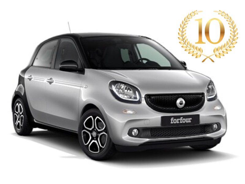 smart forfour prime 66kw groupe met. Black Bedroom Furniture Sets. Home Design Ideas