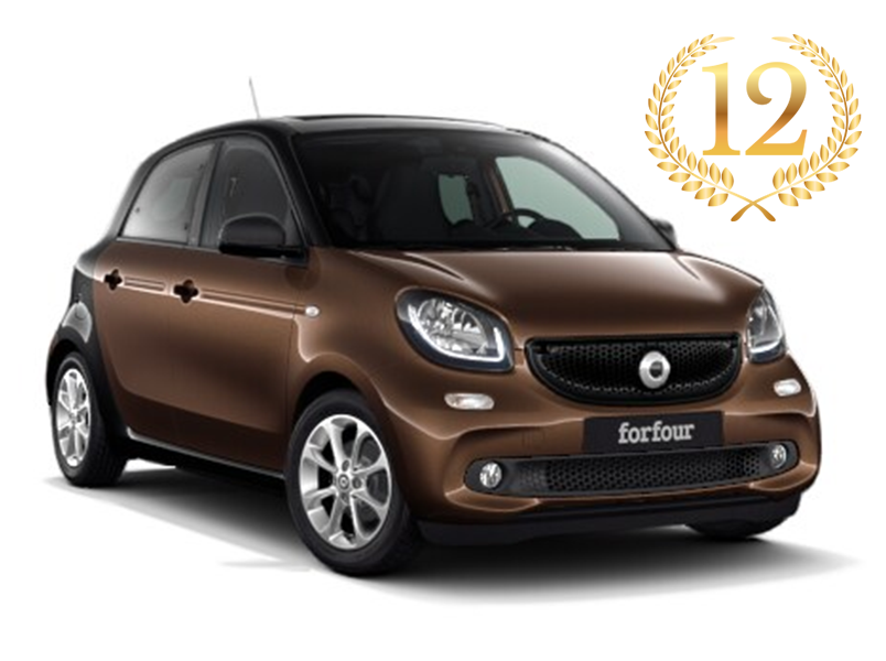 smart forfour passion 66kw groupe met. Black Bedroom Furniture Sets. Home Design Ideas