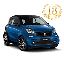 smart fortwo prime 66kW