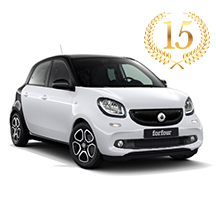 smart forfour prime 52kW
