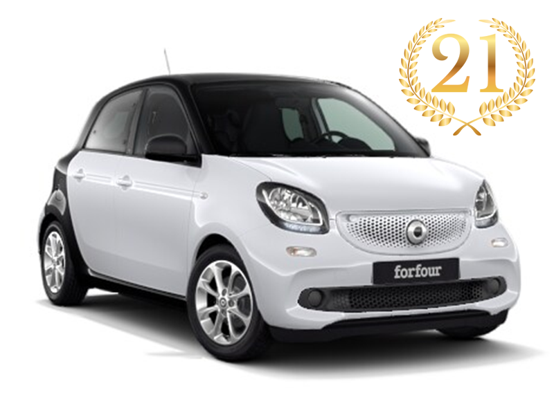 smart forfour passion 52kw groupe met. Black Bedroom Furniture Sets. Home Design Ideas