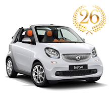 smart fortwo cabriolet passion 52kW