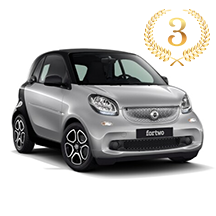 smart fortwo passion 52kW