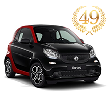smart fortwo pure 52kW