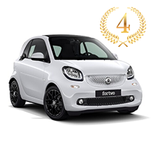 smart fortwo prime 52kW