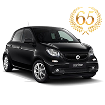 smart forfour passion 66kW