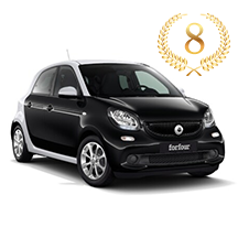 smart forfour passion 52kW
